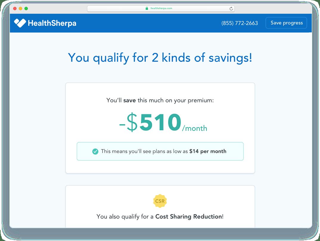 HealthSherpa | Fast, Easy Obamacare Enrollment